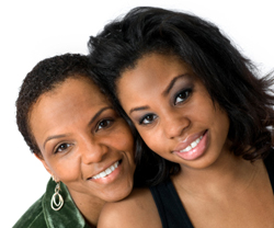 Mother and Daughter. Attributed to the US CDC.