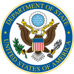 DOS Seal (Public Domain, Credit: USDOS)
