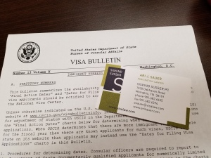 EXPLANATION OF JUNE 2018 DOS VISA BULLETIN WITH PREDICTIONS